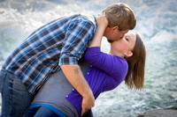 Pioneer Park Engagement Session